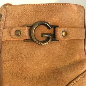 G by Guess Shoes - G BY GUESS LACE UP BOOTS